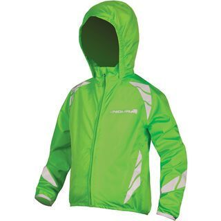 Endura Kids Luminite Jacket II, neon-grün - Radjacke
