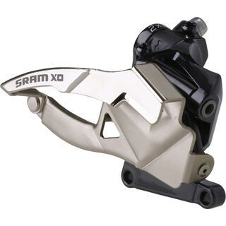SRAM X0 Umwerfer - 2x10, Low Direct-Mount, Top-Pull