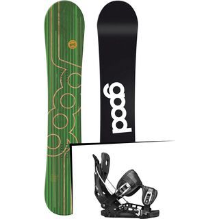 Set: goodboards Apikal 2017 + Flow NX2 (1718327S)