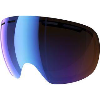 POC Fovea Spare Lens, persimmon blue mirror - Wechselscheibe