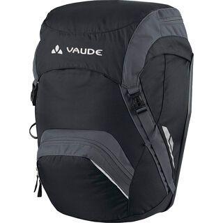 Vaude Road Master Back, black/anthracite - Fahrradtasche