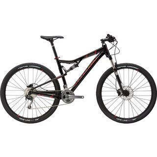 Cannondale Rush 29 3 2015, black/red/grey - Mountainbike