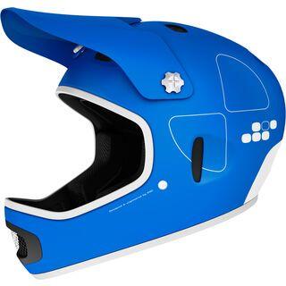 POC  *** 2. Wahl *** POC Cortex Flow, Größe M/L // 55-57 cm, krypton blue - Fahrradhelm