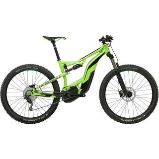 Cannondale Moterra 3 2017, bz green/charcoal/black - E-Bike
