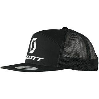Scott Snap back 10 Cap, black/white - Cap