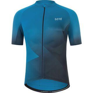 Gore Wear Fade Trikot sphere blue/black
