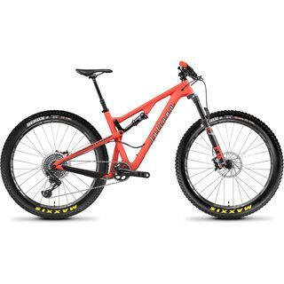 Juliana Joplin CC X01 27.5 Plus 2018, coral - Mountainbike