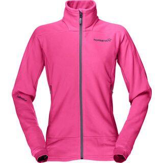 Norrona falketind warm1 Jacket, grafitti pink - Fleecejacke