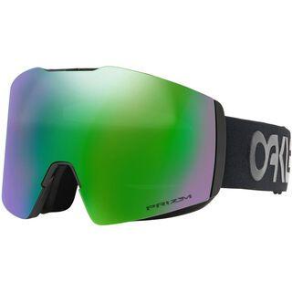 Oakley Fall Line XL Prizm Factory Pilot Blackout, Lens: jade iridium - Skibrille