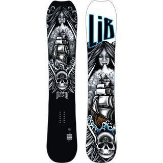 Lib Tech Jamie Lynn Phoenix Dagmar Midwide 2019 - Snowboard