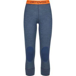 Ortovox 185 Merino Rock'n'Wool Short Pants W, night blue blend - Unterhose