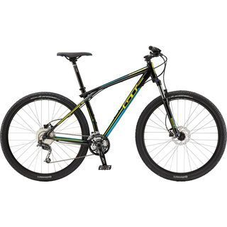 GT Karakoram Comp 29 2015, gloss black - Mountainbike