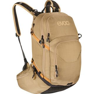 Evoc Explorer Pro 26l heather gold