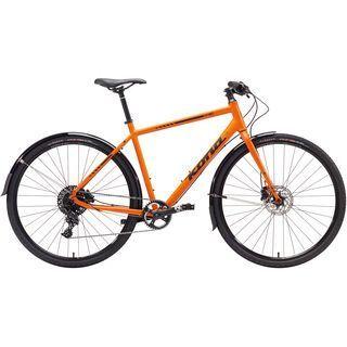 Kona Dr Dew 2017, orange/black - Fitnessbike