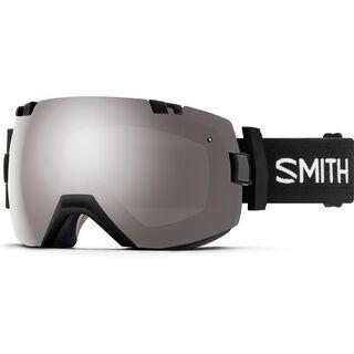 Smith I/OX inkl. Wechselscheibe, black/Lens: sun platinum mirror chromapop - Skibrille