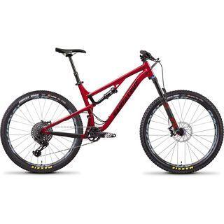 Santa Cruz 5010 AL S 2018, sriracha/black - Mountainbike