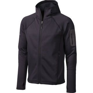 Marmot Stretch Fleece Hoody, black - Fleecejacke