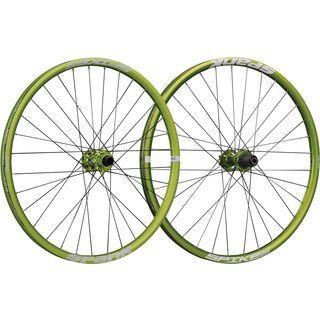 Spank Spike Race 28 Evo Wheelset 27.5, emerald green - Laufradsatz