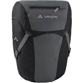 Vaude Discover Classic Back, anthracite/black - Fahrradtasche