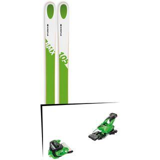Set: Kästle BMX105 2018 + Tyrolia Attack² 13 GW green