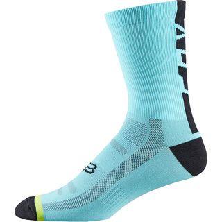 Fox DH Sock, ice blue - Radsocken