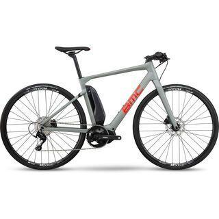 BMC Alpenchallenge AMP Sport One 2020, airforce grey - E-Bike