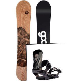 Set: goodboards Wooden 2017 + Ride KX (1487182S)