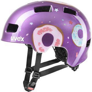 uvex hlmt 4, purple - Fahrradhelm