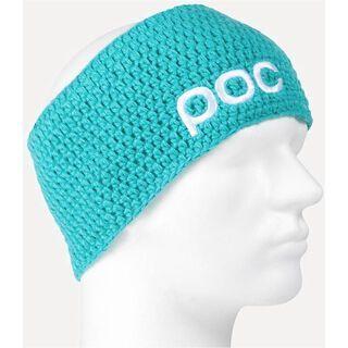POC Crochet Headband, Turquoise - Stirnband