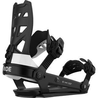Ride A-8 2021, classic black - Snowboardbindung
