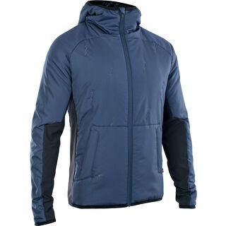ION Padded Hybrid Jacket Shelter PL, indigo dawn - Radjacke