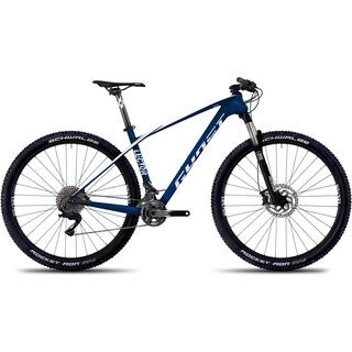 Ghost Lector LC 3 2016, blue/white - Mountainbike