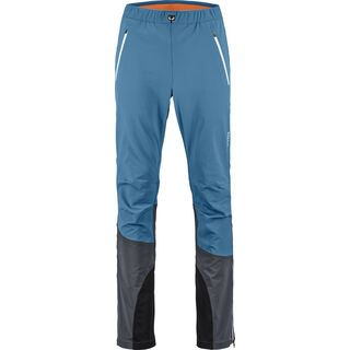Ortovox Merino Light Skin Tofana Pants M, blue sea - Skihose
