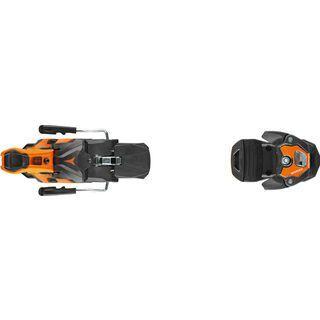 Atomic N Warden MNC 13 130 mm, black/orange - Skibindung