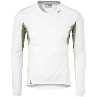 Scott Next2Skin l/sl Shirt, light grey - Funktionsunterwäsche