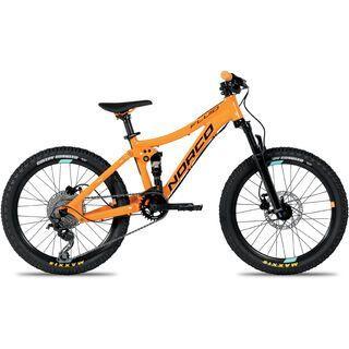 Norco Fluid FS 2.2 2018, orange - Kinderfahrrad