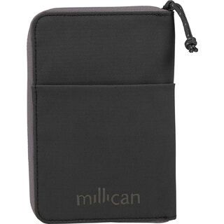Millican Powell the Travel Wallet Small, graphite - Geldbörse