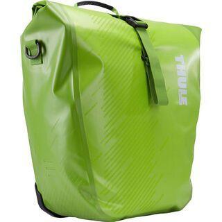 Thule Pack 'n Pedal Shield Pannier Large (Paar), chartreuse - Fahrradtasche