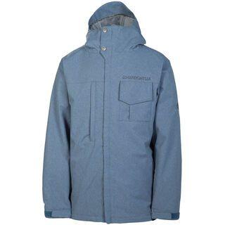 686 Mannual Legacy Insulated Jacket, Ink Texture - Snowboardjacke