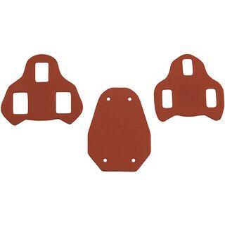 Specialized Body Geometry Cleat Stacker KEO, Red - Schuhplatten