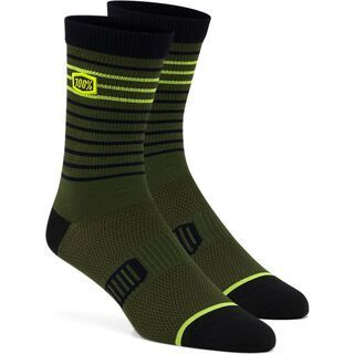 100% Advocate Performance Socks, fatigue - Radsocken