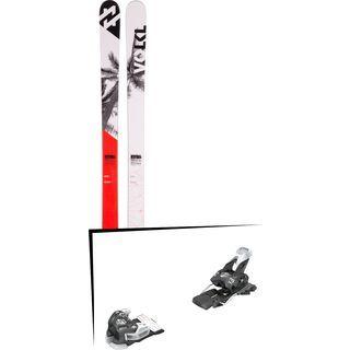 Set: Völkl Ledge 2017 + Tyrolia Attack 13 95 mm, solid black white - Skiset