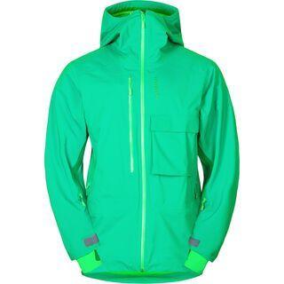 Norrona lyngen driflex3 Jacket, chrome green - Skijacke