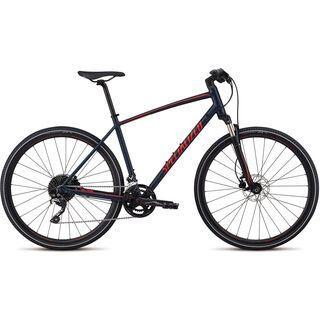 Specialized Crosstrail Elite 2020, blue/red - Fitnessbike