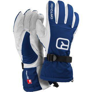 Ortovox Swisswool Freeride Glove, strong blue - Skihandschuhe