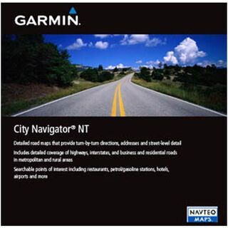 Garmin CityNavigator NT Südostasien (microSD) - Karte