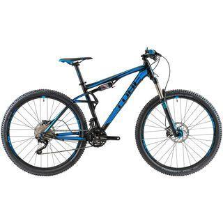 Cube AMS 120 HPA 29 2014, black/blue - Mountainbike