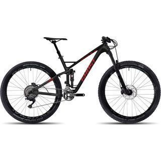 Ghost SL AMR 7 LC 2017, black/red - Mountainbike