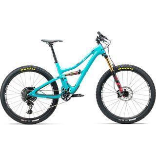 Yeti SB5 Beti T-Series 2018, turquoise - Mountainbike