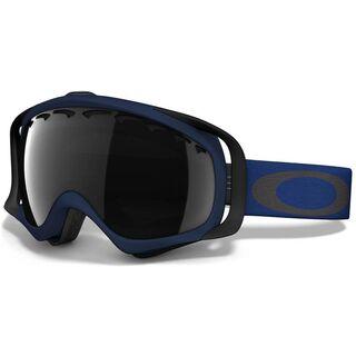 Oakley Crowbar, Peacoat Blue/Dark Grey - Skibrille